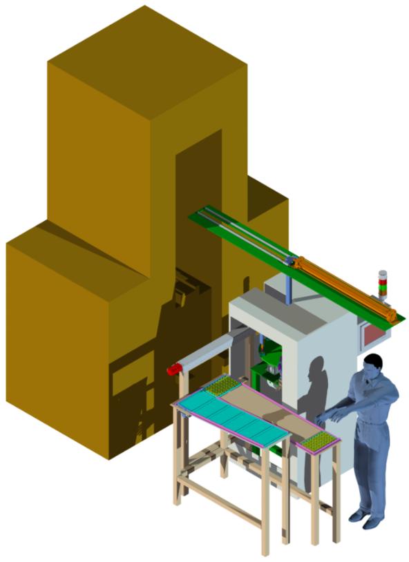 荣信成品检测机——一款高效的检测设备
